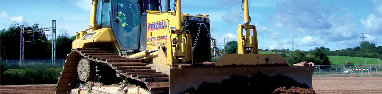 Bulldozer Hire - Cheshire