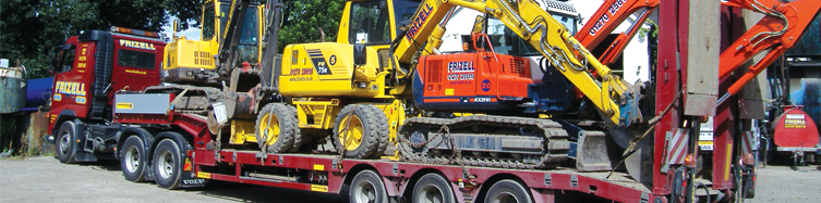 Low Loader Hire - Cheshire